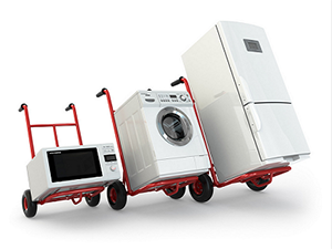 appliance removal northern va