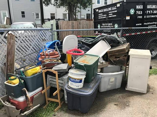 Junk Removal Clean Out Service