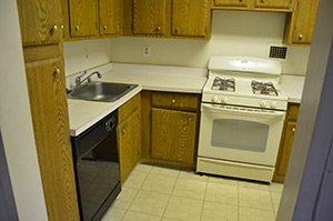 Property Management Clean Out Kitchen After