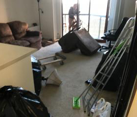 Apartment Clean Out Silver Spring