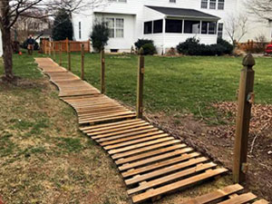 Deck/Fence Removal